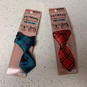 Pet Tie Set of 2